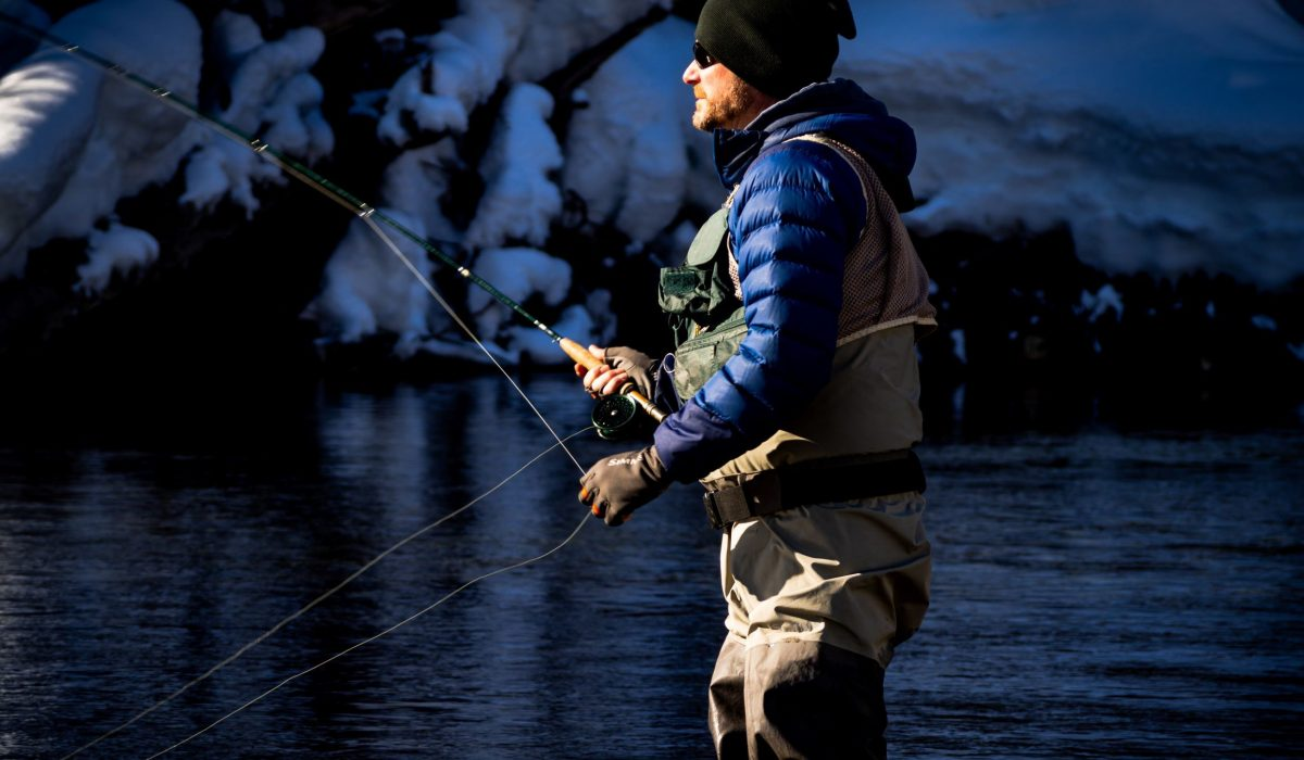 Salmo River angler casts a line to the future of fishing